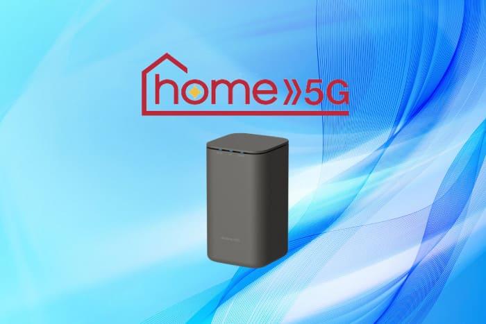 NTTドコモのホームルーターHOME 5Gの口コミ・評判。通信速度や速度制限はどう?